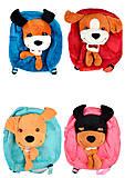Мягкий рюкзак с героями, 4 вида, E21254, фото