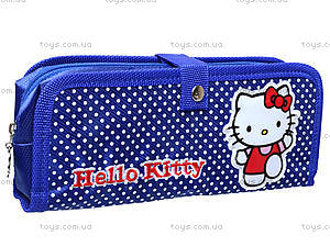 Мягкий школьный пенал Hello Kitty, HK14-648K, отзывы