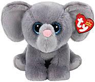 Мягкий слоненок «WHOPPER», 42119