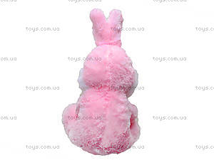 Мягкий зайчик с морковкой, 377630, фото