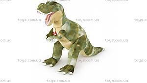 Мягкая игрушка «Динозавр зелёный», 28713