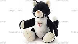 Мягкая игрушка «Черный кот», 10819