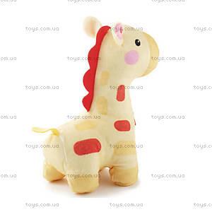 Мягкая игрушка-ночник «Жираф» Fisher-Price, BFH65, купить