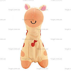 Мягкая игрушка-ночник «Жираф» Fisher-Price, BFH65, фото
