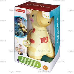 Мягкая игрушка-ночник «Жираф» Fisher-Price, BFH65, отзывы