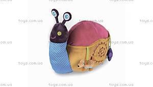Мягкая игрушка «Улитка Муся», 00032