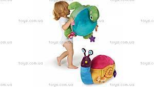 Мягкая игрушка «Улитка Муся», 00032, купить