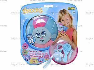 Мягкая игрушка Shnooks с расческой, ZSN1-SH, купить