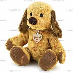 Большая мягкая игрушка «Собака», сидячая, 12017