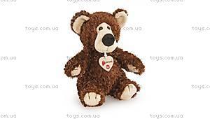 Мягкая игрушка «Медведь темно-коричневый», 15137