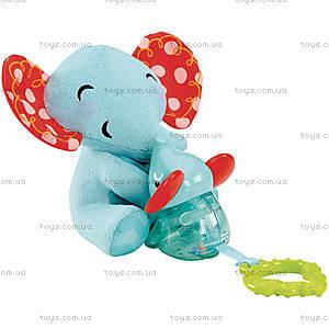 Мягкая подвеска «Дрожащие слонята» Fisher-Price, CDN53, купить