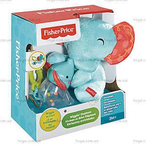 Мягкая подвеска «Дрожащие слонята» Fisher-Price, CDN53, фото