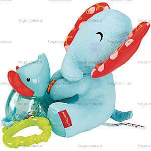 Мягкая подвеска «Дрожащие слонята» Fisher-Price, CDN53