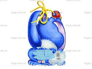 Книжка-игрушка «Про зайчат», М512006У, цена