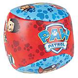 Мягкий мяч «Щенячий патруль», лицензия, JN52877, детский