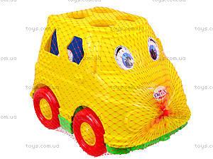 Детский микроавтобус-сортер, 195, фото