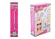 Детский микрофон «Барби», DS-005-3J
