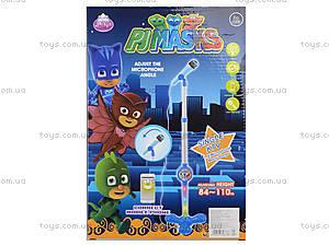 Детский микрофон «PJ Masks», DS-005-3S, купить