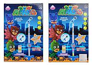 Детский микрофон «PJ Masks», DS-005-3S, отзывы