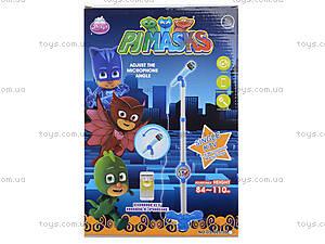 Детский микрофон «PJ Masks», DS-005-3S, фото