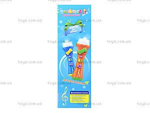 Детская игрушка «Музыкальный микрофон», 7389, фото