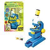 Микроскоп 4 цвета, 44012