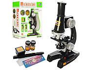 Микроскоп для детей, с аксессуарами , C2119(1005586), цена