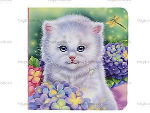 Книжка про зверей «Котенок», А582007У, цена