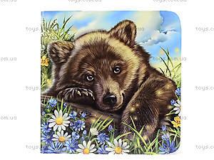 Детская книжка про зверей «Медвежонок», А582004Р, цена