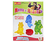 Фигурки из мыла «Маша и медведь», 9010-06, фото