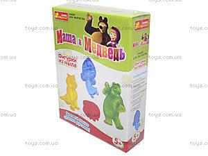 Фигурки из мыла «Маша и медведь», 9010-06, отзывы