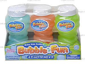 Мыльные пузыри Bubble Fun, 120 мл, 10020DDHOBB-BF, купить