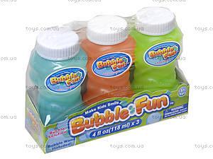 Мыльные пузыри Bubble Fun, 120 мл, 10020DDHOBB-BF, фото