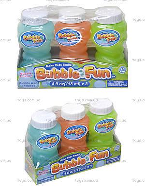 Мыльные пузыри Bubble Fun, 120 мл, 10020DDHOBB-BF