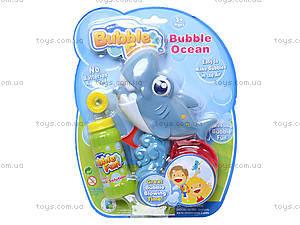 Мыльные пузыри «Дельфин», 60 мл, 10126DHOBB-BF, фото