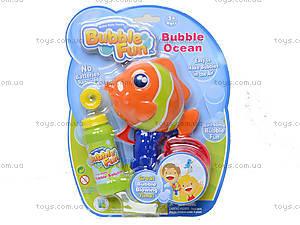 Мыльные пузыри «Рыбка», 2 цвета, 10125DHOBB-BF, купить