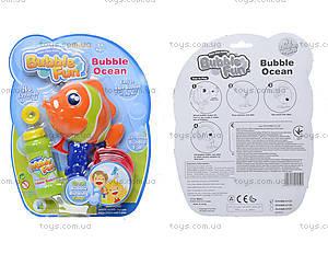 Мыльные пузыри «Рыбка», 2 цвета, 10125DHOBB-BF