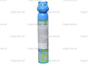 Мыльные пузыри «Зверята», 60 мл, 10046DHOBB-BF, игрушки