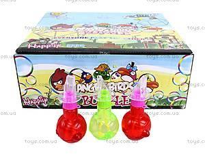 Мыльные пузыри «Angry birds», 982B, отзывы