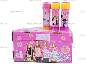 Мыльные пузыри «Barbie», 3508B, фото
