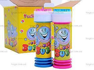 Мыльные пузыри Bubble, 12 штук, 12188A, детские игрушки