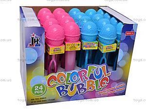Мыльные пузыри Colorful Bubbles, 24 штуки, 796-24