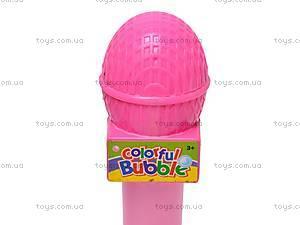 Мыльные пузыри Colorful Bubbles, 24 штуки, 796-24, отзывы