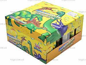 Мыльные пузыри «Динозаврики», 52822, цена