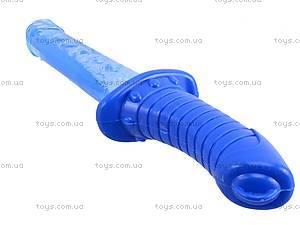 Мыльные пузыри для детей «Меч», 2058-22A, игрушки
