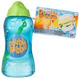 Мыльные пузыри Double Bubble, 236 мл, 1415914, купить