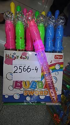Мыльные пузыри и меч «Микс», 24 штуки, 2566-4