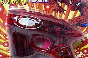 Мыльные пузыри и пистолет «Человек-паук», 9905M, фото