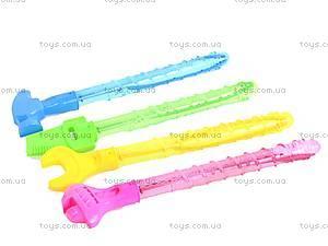 Мыльные пузыри «Инструменты», 2692B, цена
