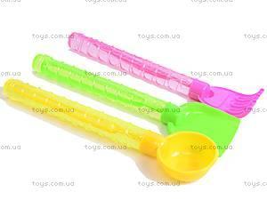 Мыльные пузыри «Лопатки и грабельки», 40 штук, 2058-24A, игрушки